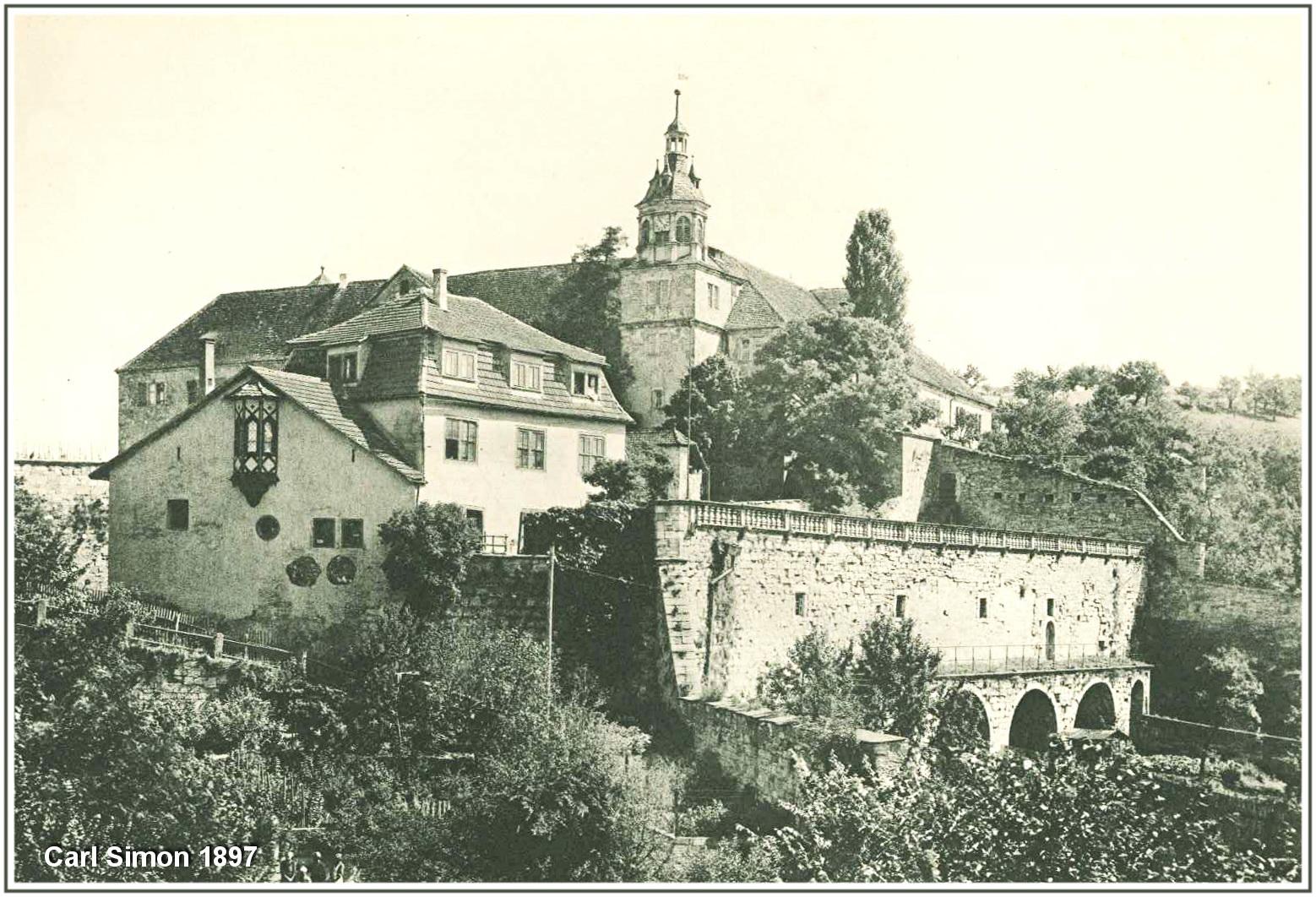 BildKarussell-SchlossWilhelmsburg.CarlSimon.1897